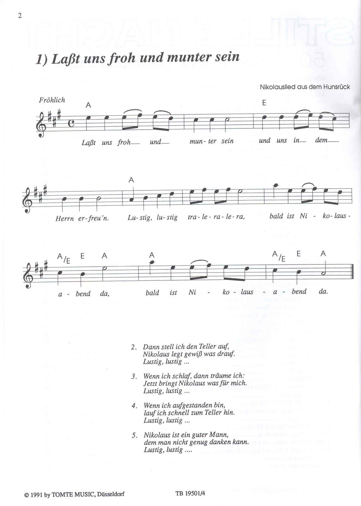 Stille Nacht - 50 Advents- & Weihnachtslieder (Buch/CD)